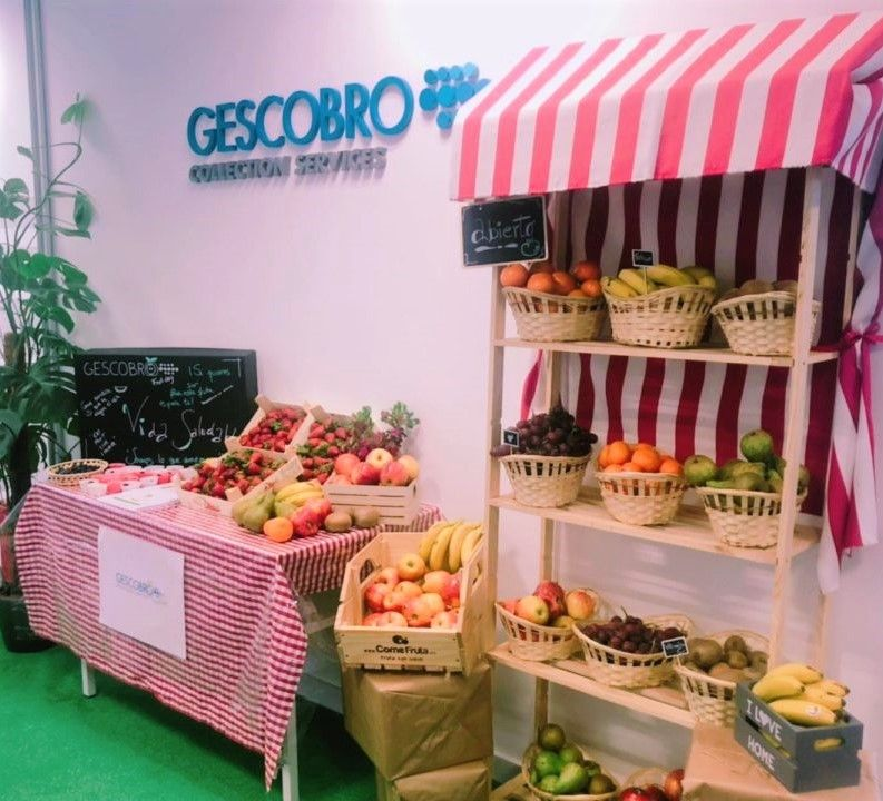 evento saludable comefruta gescobro
