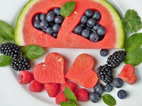 las mejores frutas para mujeres