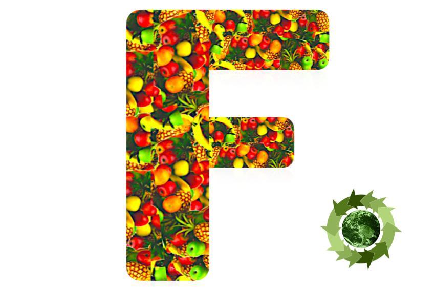 mix fruta sostenible