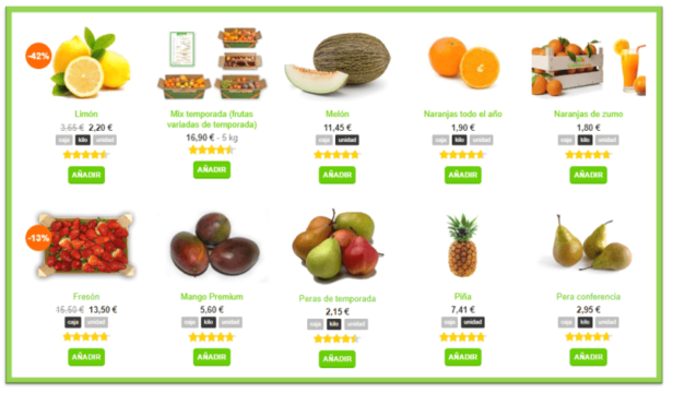 fruta startup