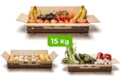 mix fruta y verdura 15 kg