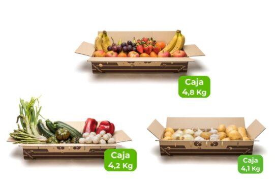 fruta y verdura express