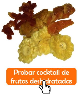 frutas deshidratadas comefruta