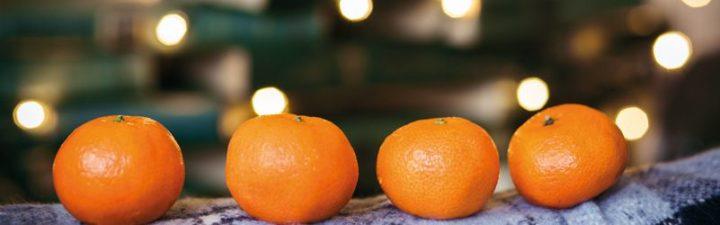qué fruta está de temporada en diciembre