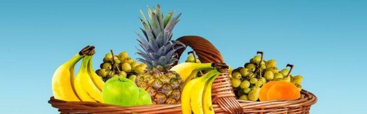 frutas para piel saludable