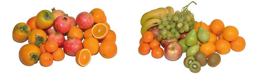 frutas de temporada de noviembre