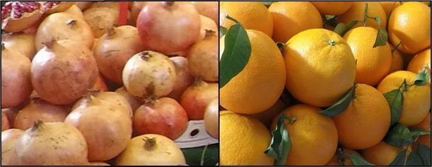 Fruta - Mercado Central de Valencia
