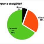 puerros aporte nutricional grasas y carbohidratos