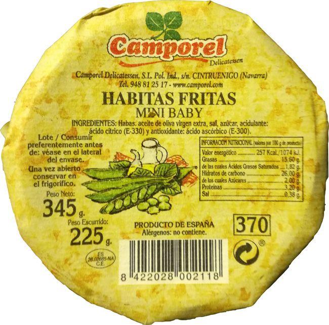 Habitas Fritas