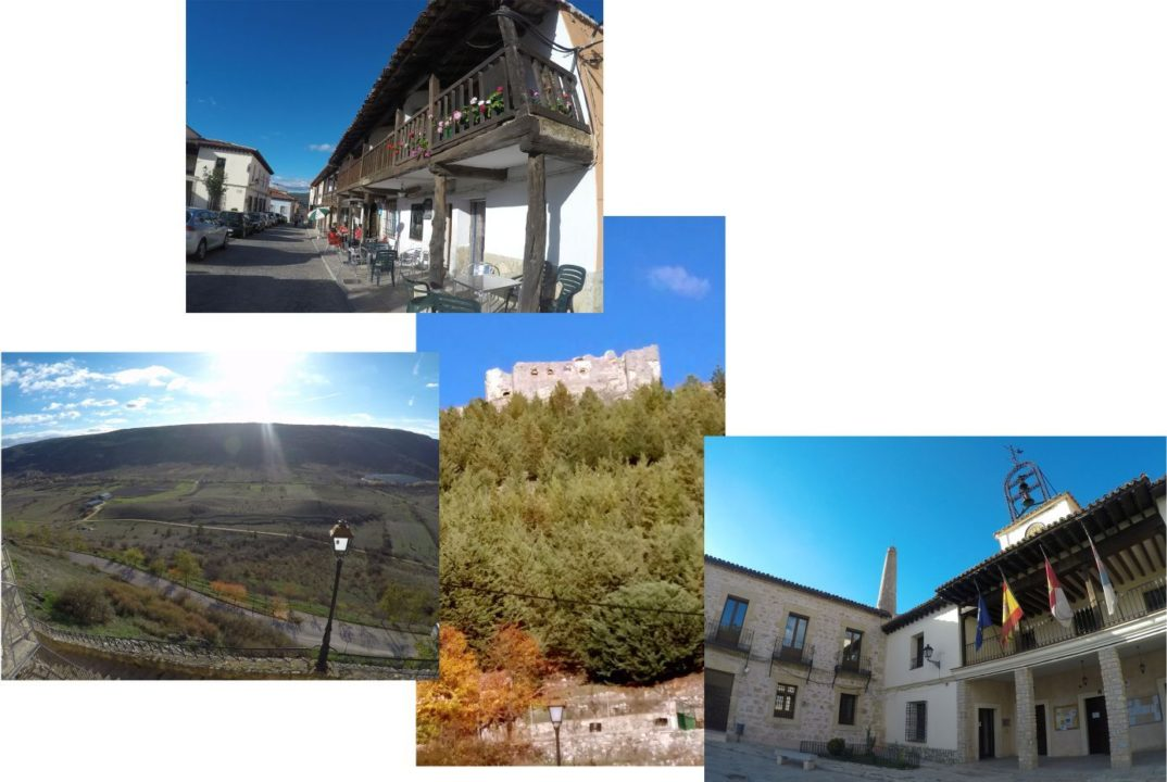 paisajes Hoz de Beteta y Ruta del Mimbre