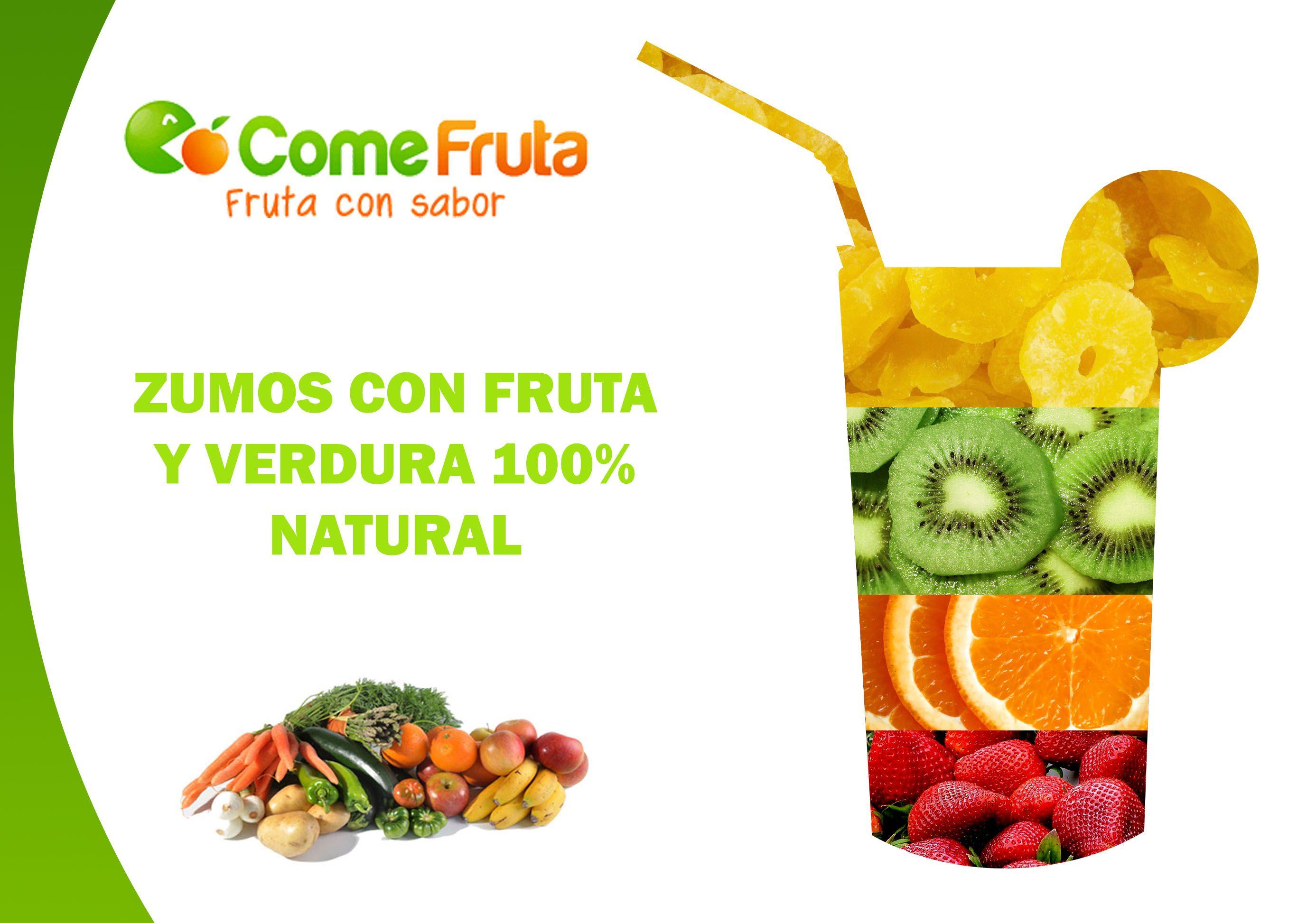 Zumos Depurativos, una forma alternativa de tomar la dieta de verduras y fruta