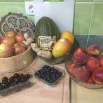 Sorteo de fruta