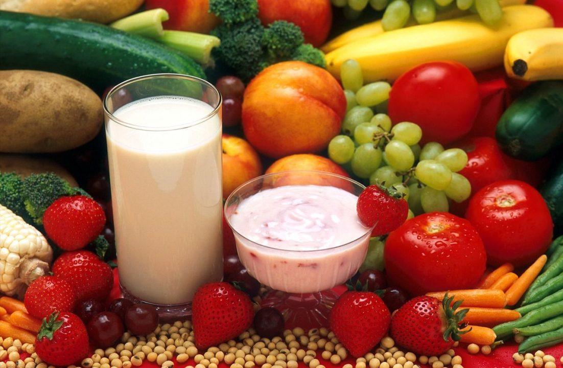 lacteos o fruta