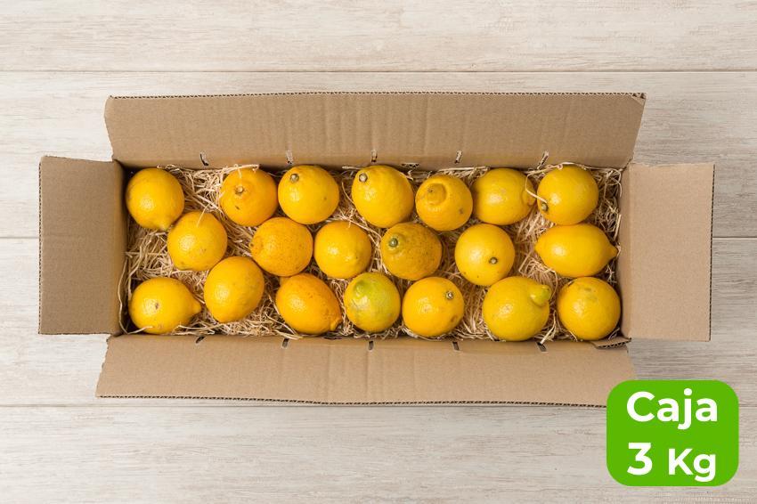 caja limon