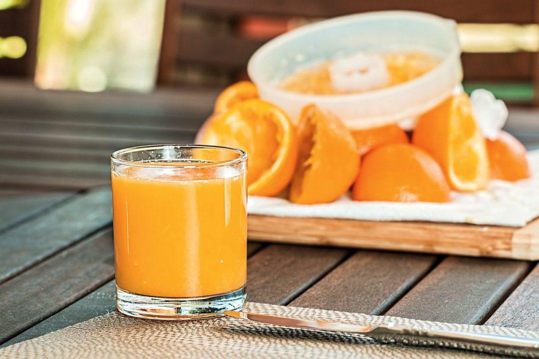 Los beneficios de las naranjas