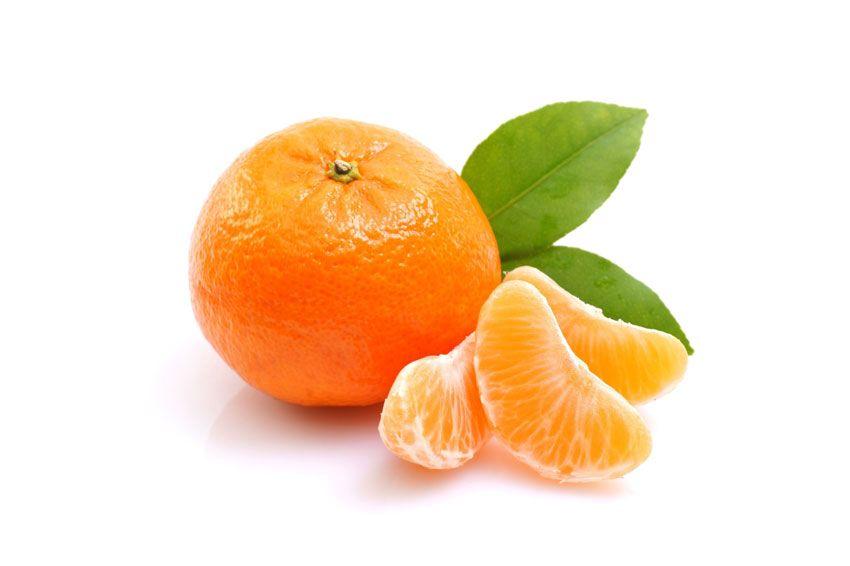 mandarinas del campo