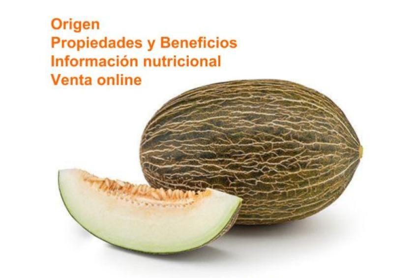 melón piel de sapo comefruta online