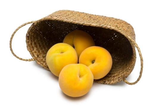 Frutas y verduras ricas en hierro