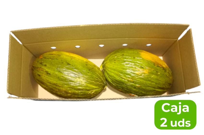 melón piel de sapo caja
