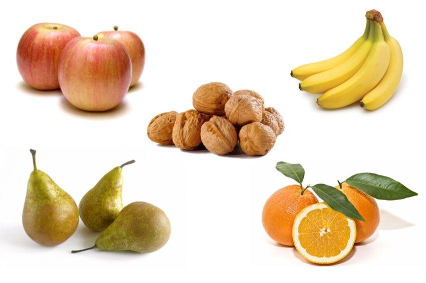 fruta para bajar el colesterol