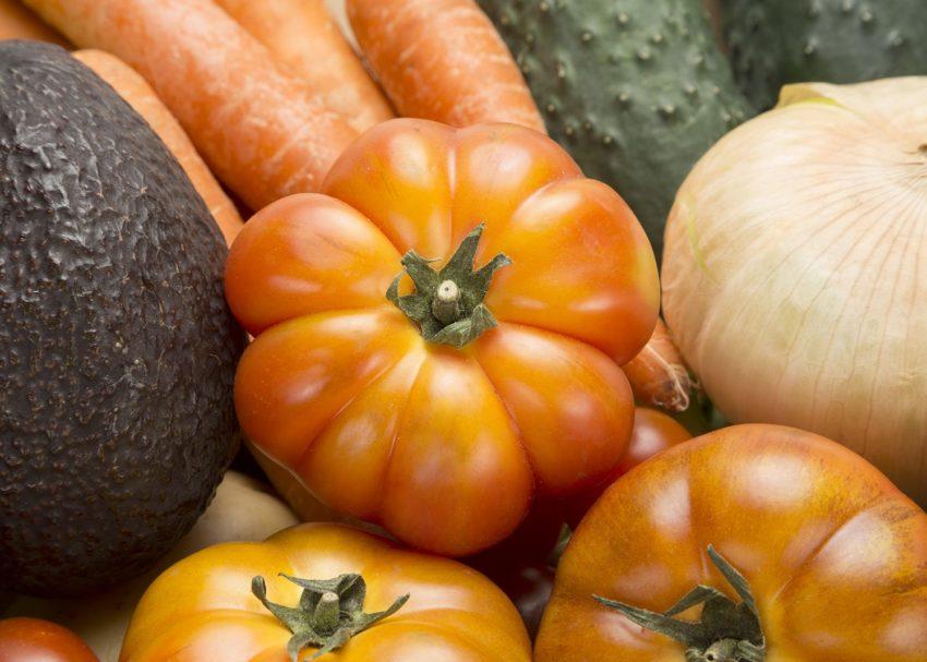 mix ensalada tomates