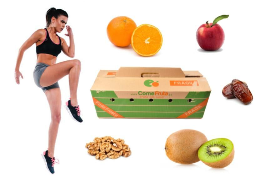 mix saludable para deportistas