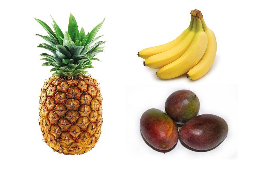 Mix Tropical (frutas tropicales)