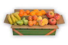 mix oficina (frutas fáciles de comer en el trabajo)