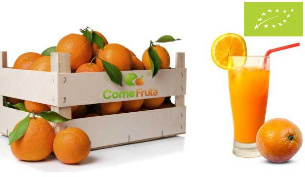 naranjas zumo ecologica