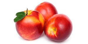 frutas de hueso nectarinas