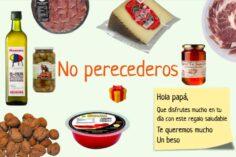 productos no perecederos