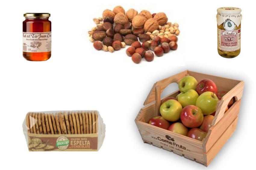 Frutos secos, Conservas y Otros