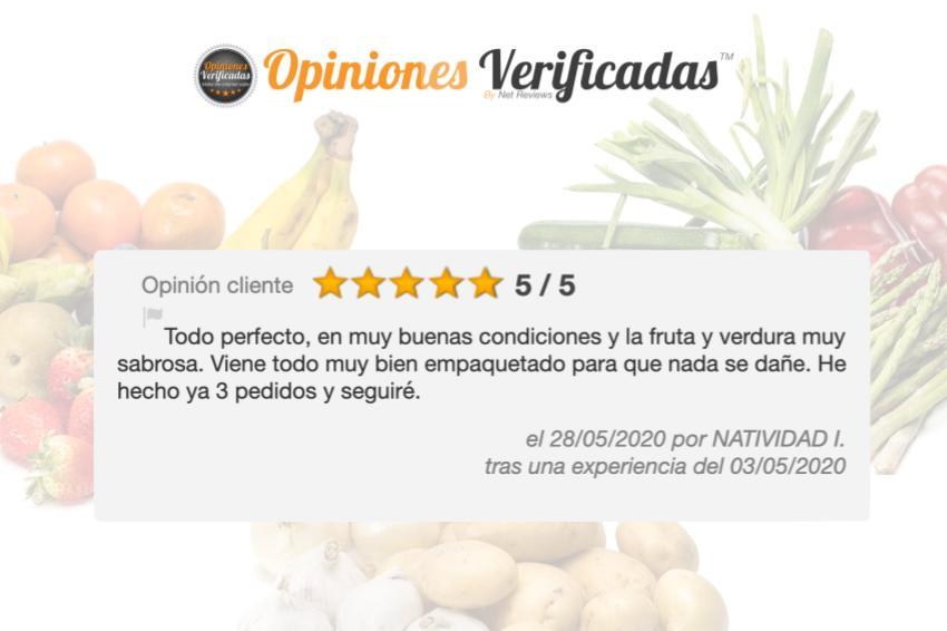 opinion mix fruta y verdura