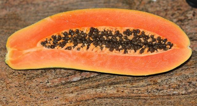 La papaya no engorda