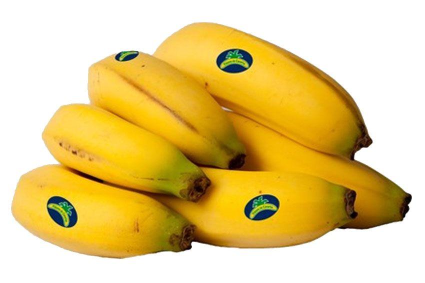 qué fruta está de temporada en diciembre, plátanos