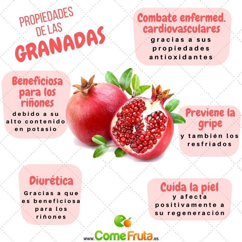propiedades granadas