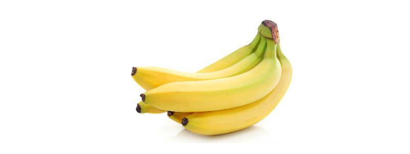 platano de canarias, fruta para el ejercicio