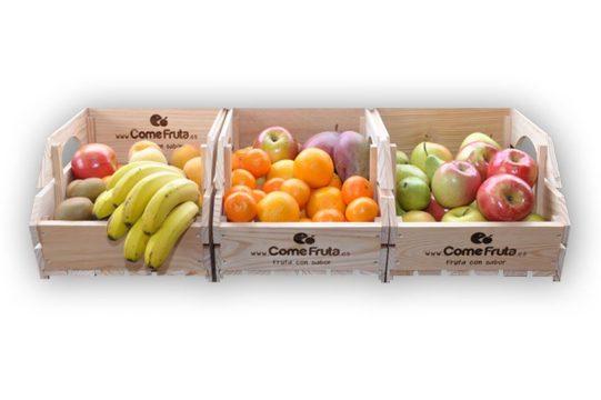 proveedores reparto de fruta a empresas