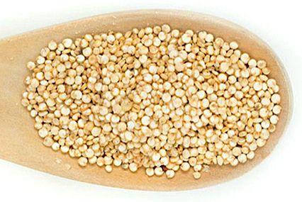 quinoa cuchara