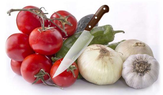 gazpacho. receta saludable