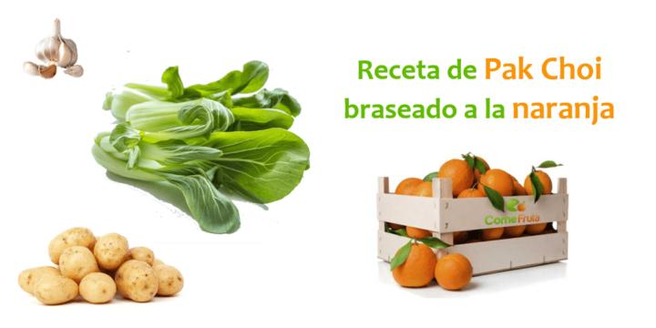 recetas con naranja comefruta