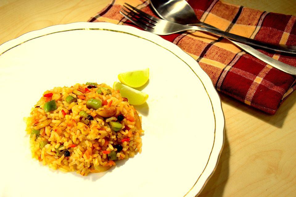 arroz de verdruas