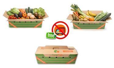 recetas saludables. 3 cajas envío gratis