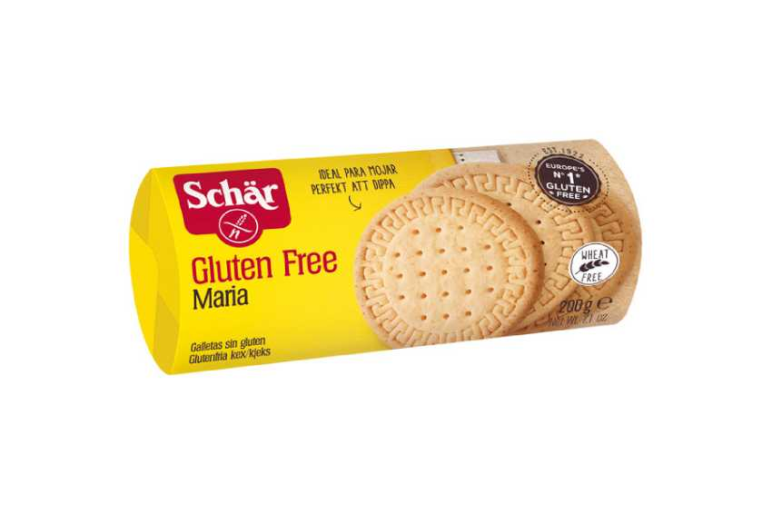 Galleta Maria Sin Gluten