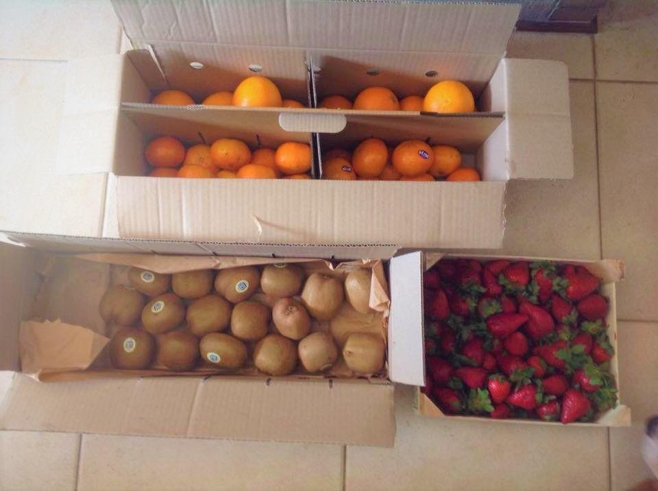 sorteo de furta comefruta. gana fruta fresca gratis online