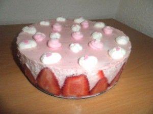 receta para temporada de fresas