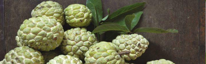 temporada de chirimoyas