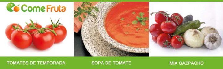 temporada de tomates en España