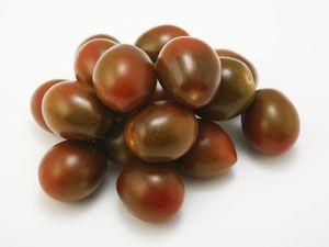 Tomate cherry kumato
