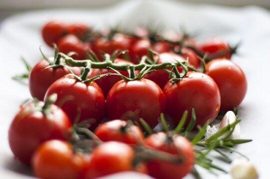 Los mejores tomates a domicilio